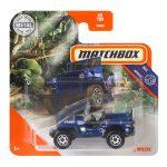 Matchbox:  MBX Jungle  Jeep Willys kisautó - kék