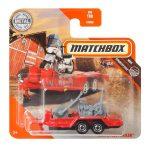 Matchbox:  MBX Countryside Cycle Trailer kisautó