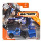 Matchbox:  MBX City MBX Garbage Scout kisautó