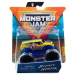 Monster Jam: Bounty Hunter kisautó szilikon karkötővel