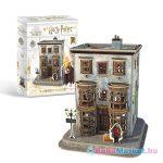 CubicFun Harry Potter: Ollivander pálcaboltja 66 darabos 3D puzzle