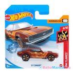 Hot Wheels: 67 Camaro kisautó - narancssárga