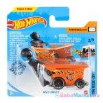 Hot Wheels: Aisle Driver kisautó - narancssárga