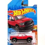 Hot Wheels: 2020 RAM 1500 Rebel kisautó - piros