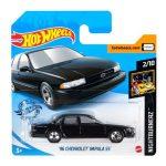 Hot Wheels: 96 Chevrolet Impala SS kisautó - fekete