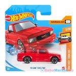 Hot Wheels: 91 GMC Syclone kisautó - piros