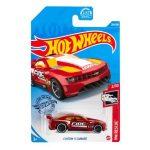 Hot Wheels: Custom 11 Camaro kisautó - bordó