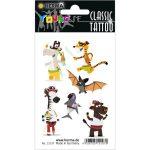 Herma: állati kalózók tetoválás
