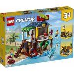 LEGO Creator: Tengerparti ház szörfösöknek 31118