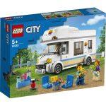 LEGO City: Great Vehicles Lakóautó nyaraláshoz 60283