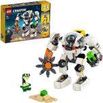 LEGO Creator: Űrbányászati robot 31115