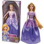 Aranyhaj hercegnő baba lila ruhában