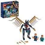 LEGO® Super Heroes Az Örökkévalók légi támadása 76145