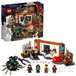 LEGO® Super Heroes Pókember a Sanctum műhelynél 76185