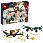 LEGO® Super Heroes Pókember drónpárbaja 76195