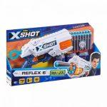 Xshot: Excel Reflex 6 játékfegyver 16 db tölténnyel