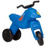 Motoplast - Műanyag maxi baba motor - sötétkék