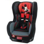 Autós gyerekülés - nania Cosmo Sp Mickey 0 - 18