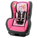 Nania Disney Cosmo - autós gyerekülés 0-18kg - Mancs őrjárat rózsaszín