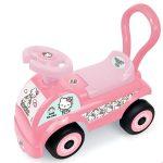 Hello Kitty bébitaxi - rózsaszín