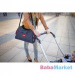 Badabulle - pelenkázó táska - multipocket sötétkék B043022
