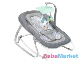 Badabulle Comfort baba pihenőszék White-Grey #B012007