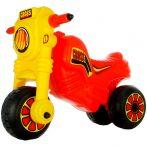 Baba motor - Cross 1 motor 111 - piros sárga