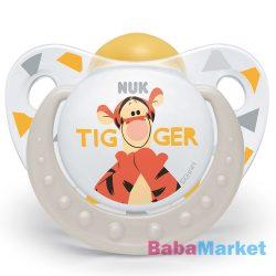 NUK cumi - Trendline Disney szilikon játszócumi 6-18 hó Tigris