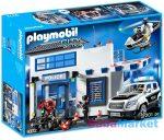 playmobil játékok - rendőrkapitányság 9372