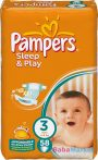 Pampers Sleep&Play 3 midi
