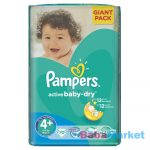 Pampers Active Baby-Dry Pelenka