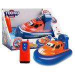 Tooko Junior: Első RC légpárnás hajóm