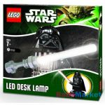 Lego Star Wars világtó Darth Vader asztali lámpa