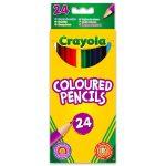 24 db  Hosszú színes ceruza