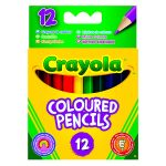 12 db Félhosszú színes ceruza