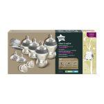 Tommee Tippee BPA-mentes újszülött cumisüveg kezdő szett fiú