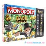 Hasbro Monopoly Bábu őrület társasjáték