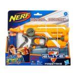 Hasbro NERF N-Strike Elite - Firestrike szivacslövő pisztoly