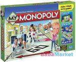 Hasbro My Monopoly, az én Monopolym társasjáték