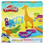 Hasbro Play-Doh: Csináld magad állatkert gyurmakészlet (B1168)
