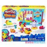 Hasbro Play-Doh: Town - Kisállat-kereskedés gyurmakészlet (B3418)