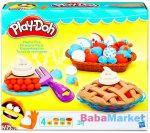 Hasbro Play-Doh - Játékos pitekészítő gyurmakészlet (B3398)
