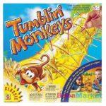 Bukfencező majmok - társasjáték