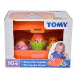 Tomy Muffin válogató bébijáték E72546