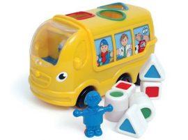 Babajáték - WOW Sidney iskolabusz 1010