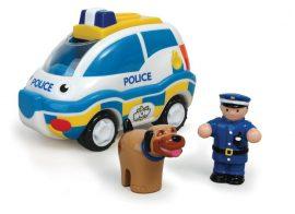 Babajáték - WOW Charlie a rendőrautó 4050