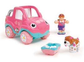 Babajáték - Lányoknak - WOW Penny jeepje 10110