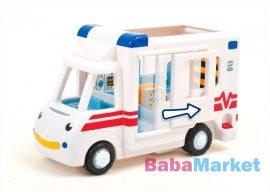 babajáték - WOW Robin mentőautója