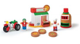 Babajáték - WOW Márió pizzériája 10300