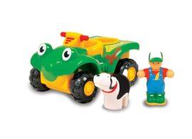 WOW Benny, a farmer quad